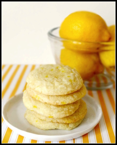 Lemonade Sugar Cookies