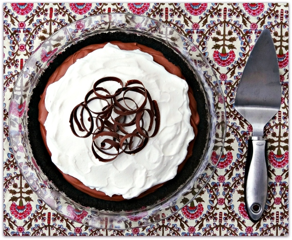 ATK's French silk pie
